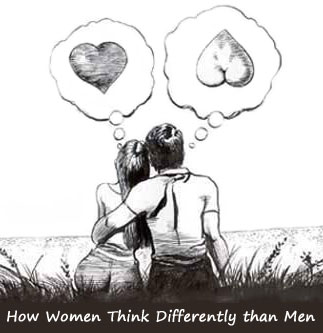 How Women Think Differently than Men & Why