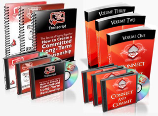 Connect and Commit Program: Boost the Trust, Intimacy & Love in Your Relationship!