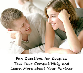 Fun Questions for Couples