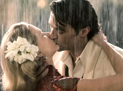 Romantic Ideas for Men - Kissing in the Rain