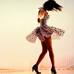 Types of Flirt Signals: Dancing Alone