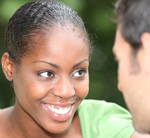 Types of Flirt Signals: Eyes & Look
