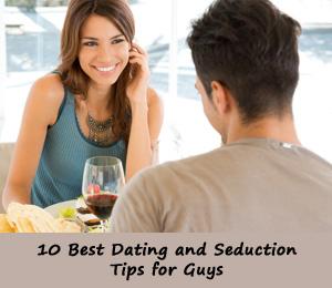 seduction tips for guys