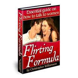 Signs of Flirting: Flirting Formula for Guys